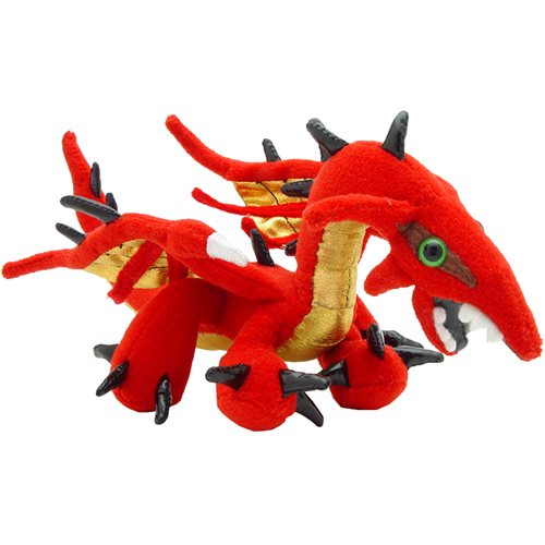 Red Dragon 9-Inch Plush