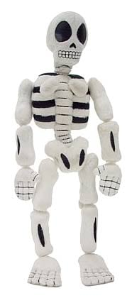 Skeleton 9-inch Plush
