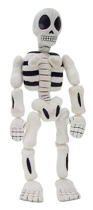 Skeleton 9-inch Plush
