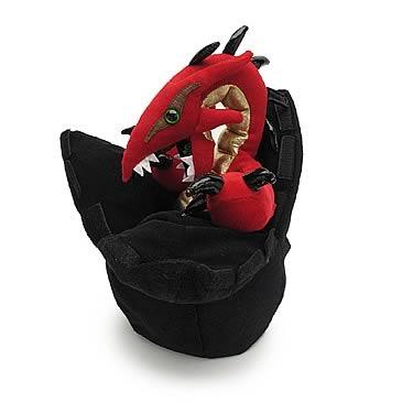 Ember Dragon Hatchling Plush