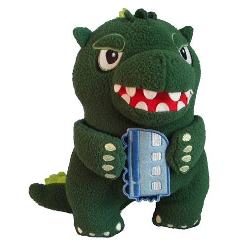 Plush Godzilla Toys 8
