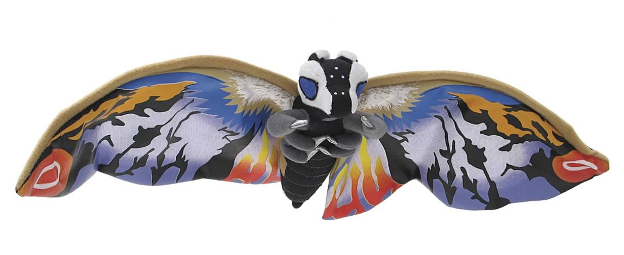 Godzilla Rainbow Mothra 14-Inch Plush