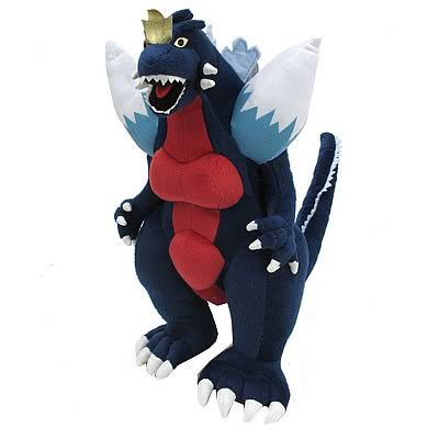 Space Godzilla Plush