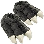 Godzilla Plush Slippers