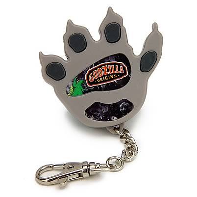 Godzilla Talking Key Chain