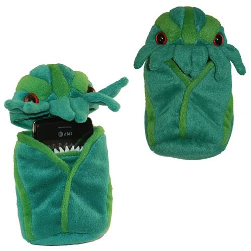 Cthulhu Plush Cell Phone Holder