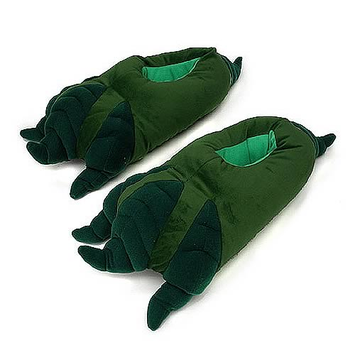 Cthulhu Plush Feet Slippers