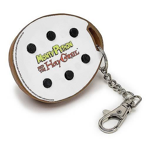 Monty Python Coconut Voice Key Chain