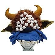 Monty Python Beast of Arrrggghhh Plush Hat