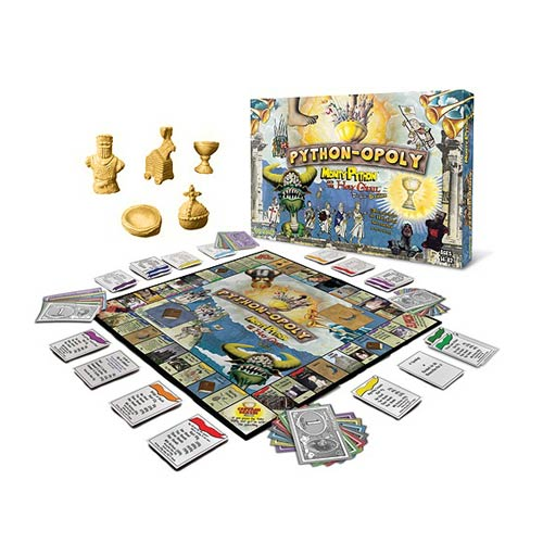Monty Python-opoly Version 2 Board Game