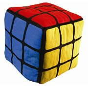 Rubik's Cube 5-Inch Plush