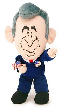 George Bush Chibi Plush