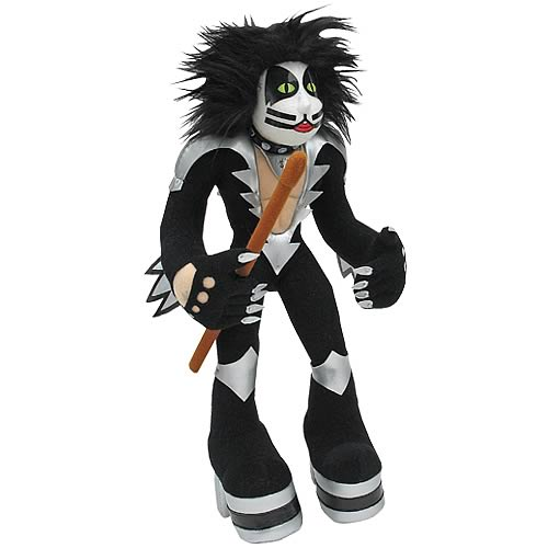 KISS Peter Criss as The Catman 15-Inch Plush