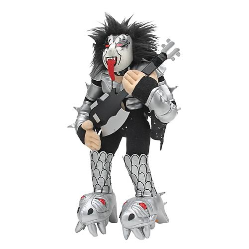 KISS Gene Simmons as The Demon 15-Inch Plush