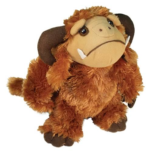 Labyrinth Ludo 9-Inch Plush