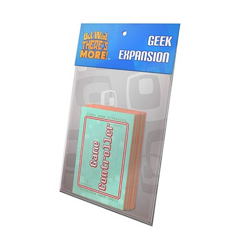 But Wait, There's More! Geek Card Game Expansion Pack