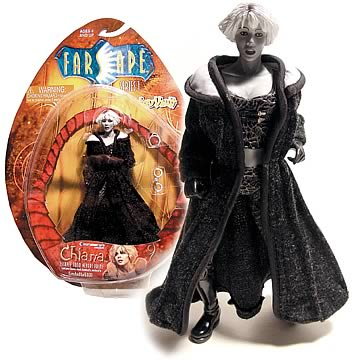 Exclusive Chiana Figure w/DRD