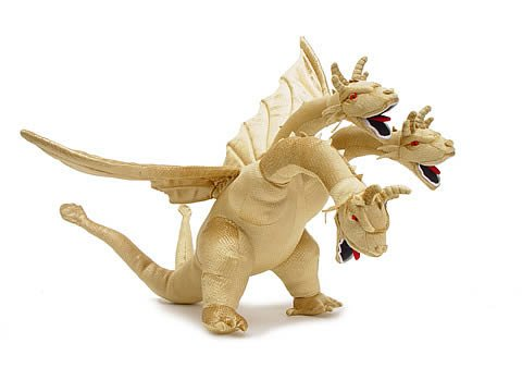King Ghidorah Plush