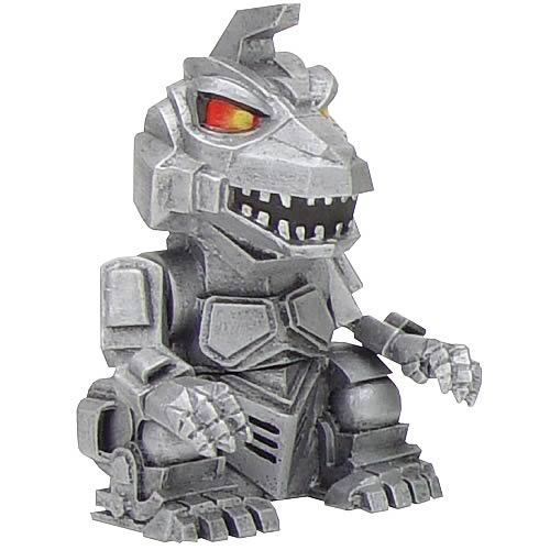 Mechagodzilla Mini-Bobbler