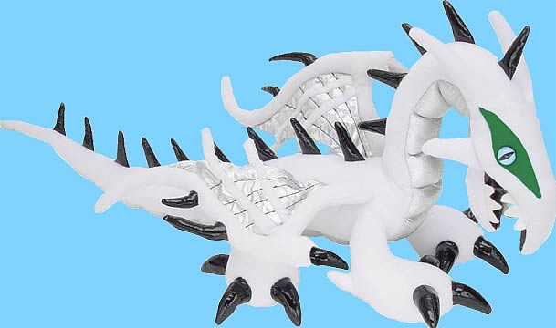 Ice Dragon Plush