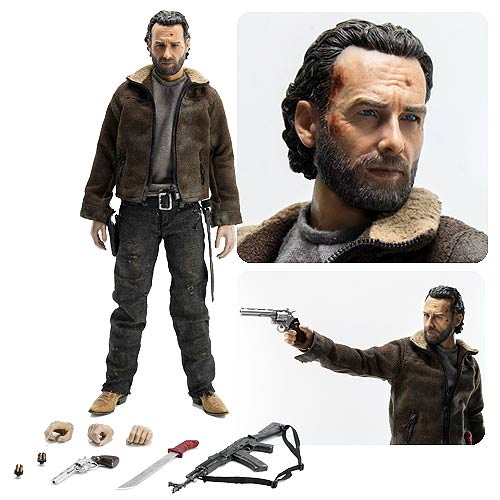 The Walking Dead TV Rick Grimes 12-Inch Action Figure
