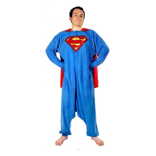 Superman Kigurumi Costume