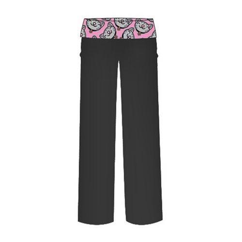 The Big Bang Theory Soft Kitty Yoga Pants