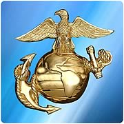 United States Marine Corps Commemorative Wall Plaque