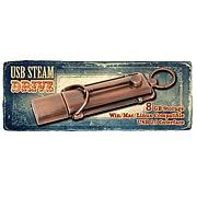 Steampunk USB 8GB Flash Drive
