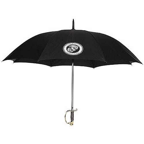 US Marine Corps NCO Officers Umbrella