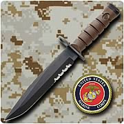 US Marine Corps Current Issue Bayonet Knife