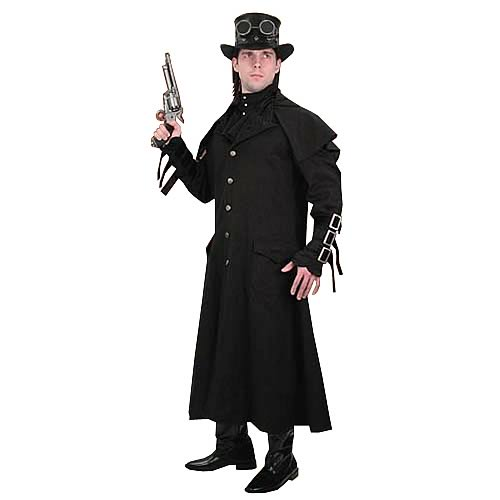 Steampunk Empire Gentleman's Steampunk Coat