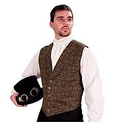 Steampunk Empire Vest