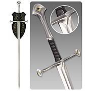 Lord of the Rings Narsil Sword