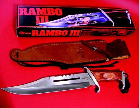 Rambo Knife, Rambo III