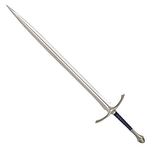 The Hobbit Gandalf the Grey Glamdring Sword