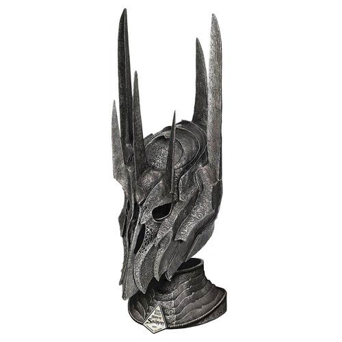 The Lord of the Rings The Helm of Sauron Prop Replica