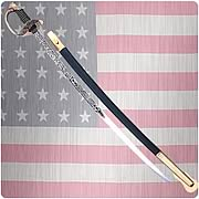 US Marine Corps NCO Saber 34-Inch Military Sword