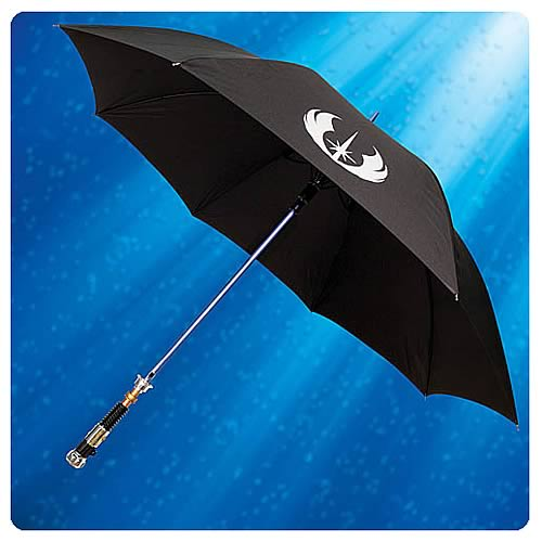 Star Wars Obi-Wan Kenobi Static Lightsaber Umbrella
