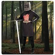 Monty Python The Black Knight Tunic Costume