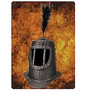 Monty Python and the Holy Grail Sir Bedevere Helmet