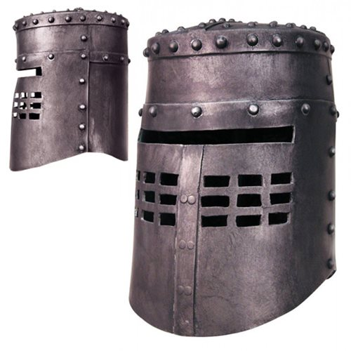 Monty Python and the Holy Grail The Black Knight Helmet