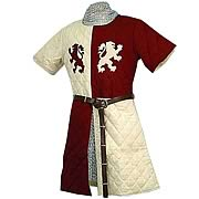 Assassin's Creed Lionheart Gambeson Replica