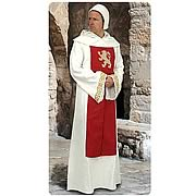 Assassin's Creed Crusader Priest Robe Replica