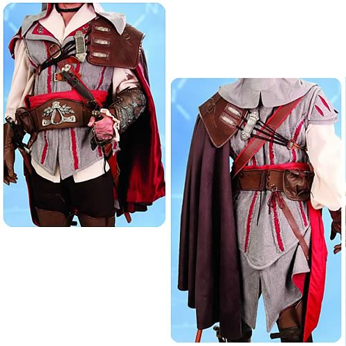 Assassin's Creed Ezio Cape Replica