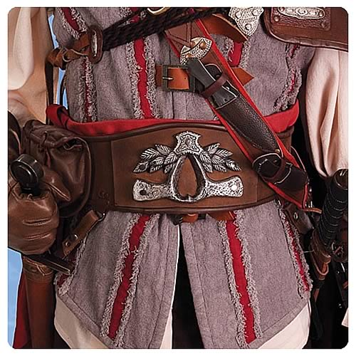 Assassin's Creed Ezio Belt and Baldric Replica