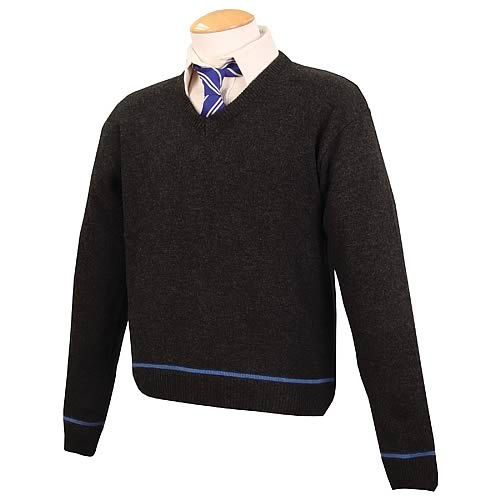 Harry Potter School Ravenclaw Sweater with Tie