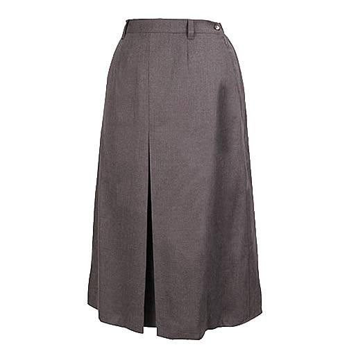 Harry Potter Gray Hogwarts School Skirt