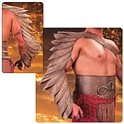 Spartacus: Blood and Sand Leather Manica Prop Replica