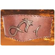 Spartacus: Blood and Sand Horse Crested Belt Prop Replica